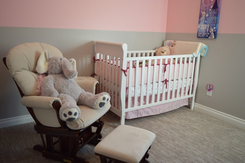 Detské postieľky – nábytok pre najmenších