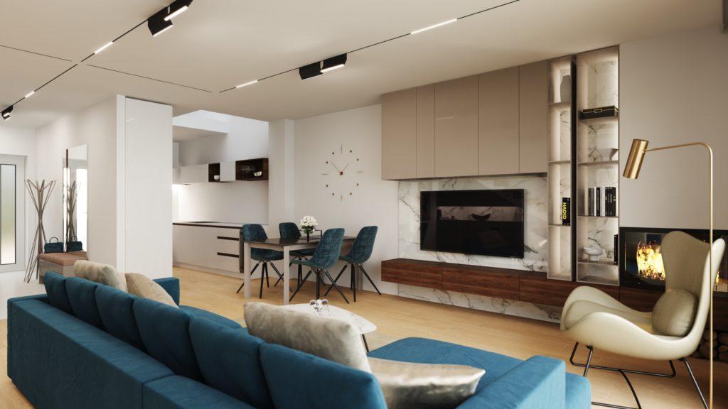 Bytový architekt a interiérové štúdio vám splnia váš sen o bývaní